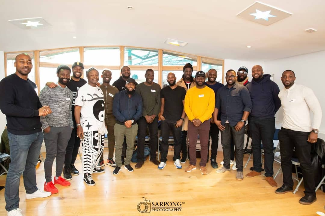 Dope Black Dads, fatherhood group, dadbloguk, dad blog