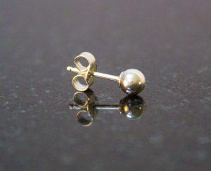 earrings, studs, stud earrings, school uniform, pierced ears, dad blog, dadbloguk, school run dad