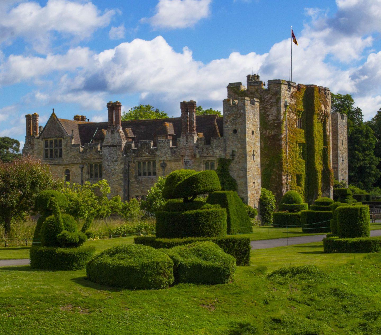 Hever Castle, Kent,. Visit Kent, castle, family attractions in kent, Historical attractions in Kent and Sussex