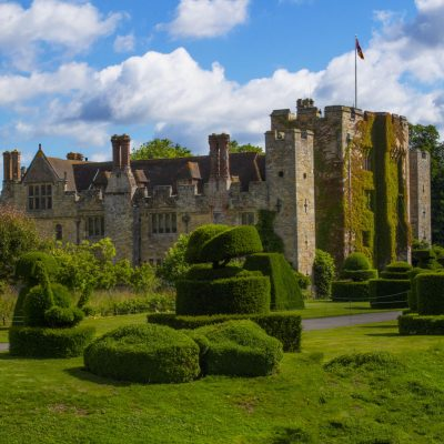 My old friend, Hever Castle