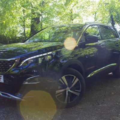Peugeot 5008 GT: I am in love with this car