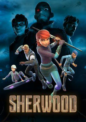 SHerwood, Robin Hood, YouTube Originals, Google, animated series, dad blog, dadbloguk, dadbloguk.com