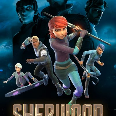 Introducing Sherwood: Robin Hood reimagined for 21st Century kids #ad