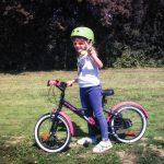 CYCLING WITHOUT STABILISERS: ANOTHER CHILDHOOD MILESTONE REACHED