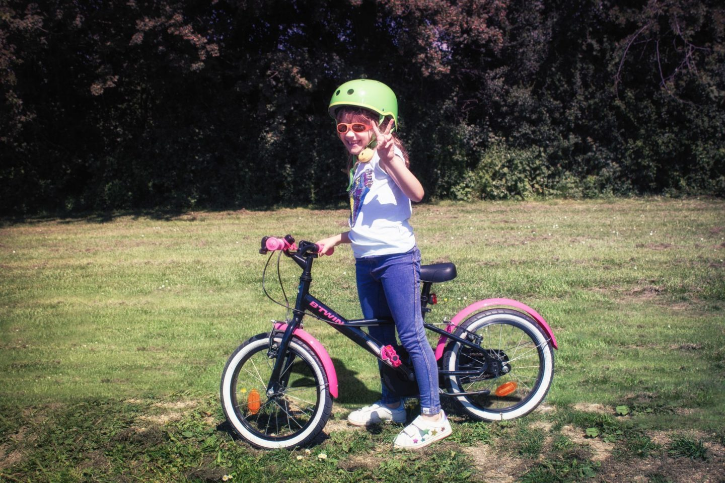 cycling without stabilisers, cycling, stabilisers, dadbloguk, dad blog, active children, outdoor activities