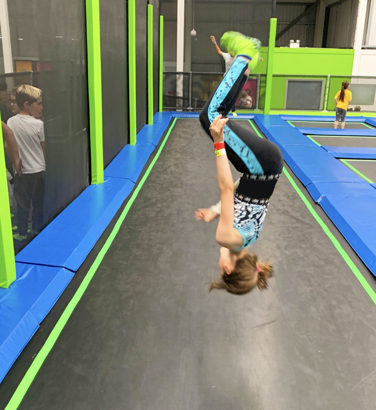 aerial, gymnastics, trampolining, trampoline,