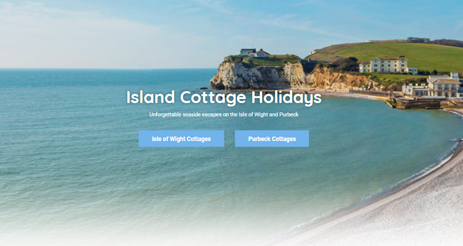Isle of Wight and Purbeck, Island Holiday Cottages, Seaside days out,