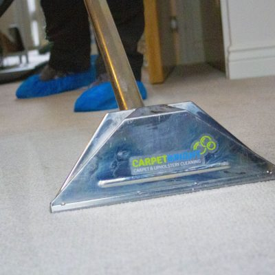 Reviving our carpets the Carpet Bright UK way #ad