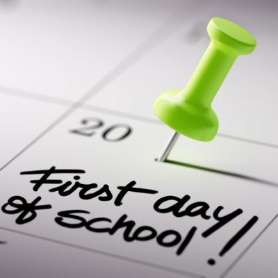 Tips for preparing your child for school