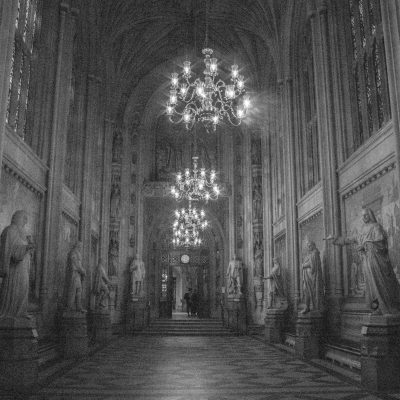 The corridors of power