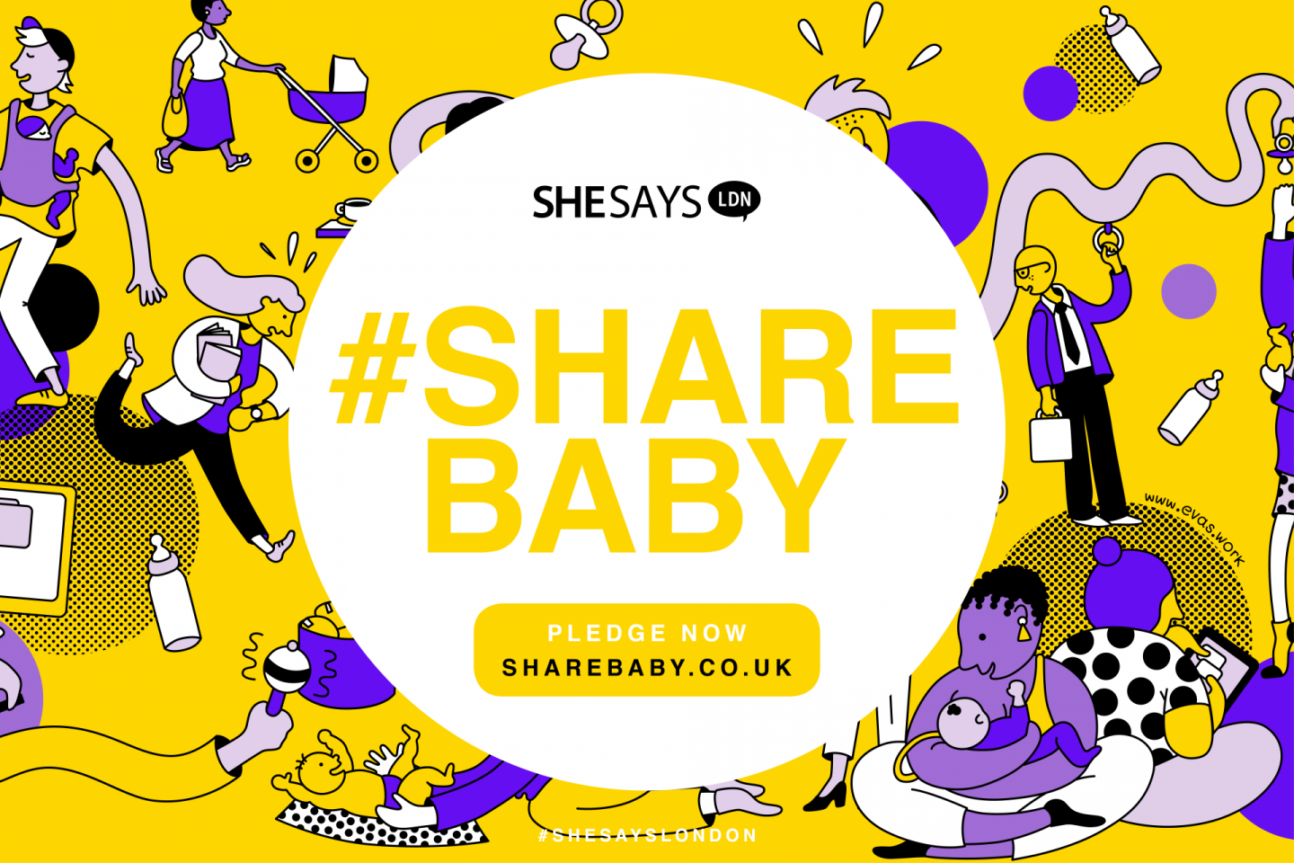 #ShareBaby, #SheSays, Sharebaby, SheSays, Shared parental Leave, SPL, dadbloguk.com, dad blog, dad blogger, paternitly leave, maternity leave