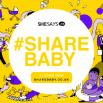 #Sharebaby from #SheSays: Encouraging employers to promote shared parental leave