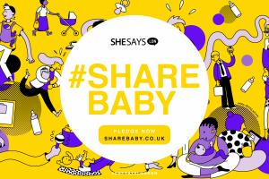 #ShareBaby, #SheSays, Sharebaby, SheSays, Shared parental Leave, SPL, dadbloguk.com, dad blog, dad blogger, paternitly leave, maternity leave