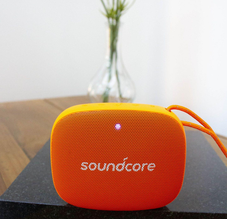 Soundcore Icon mini portable bluetooth speaker, bluetooth speaker, wireless speaker review, bluetooth speaker review, dadbloguk, dad blog, dadbloguk.com