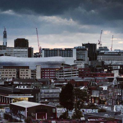 Birmingham: UK fashion capital according to Chums #ad