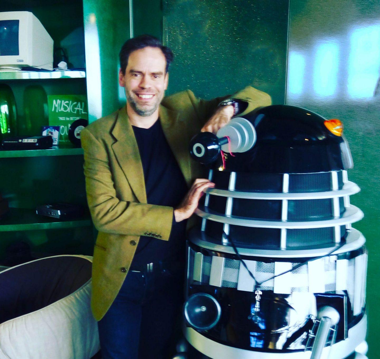 Doctor Who, Dalek, dadbloguk, dad blog, uk dad blogger