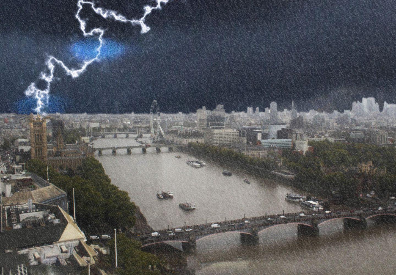 dadbloguk, dad blog, uk dad blog, lightning, weather, photo editing, Palace of Westminster lightning, House of Commons lightning, photography, photo, lightning photo