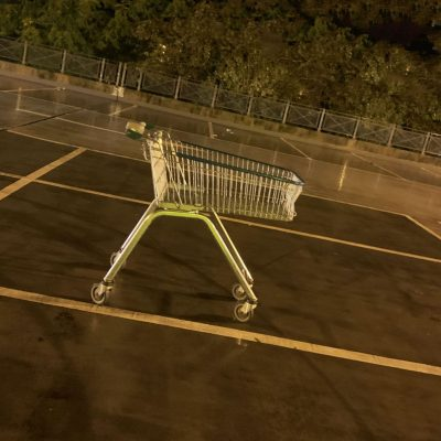 The story of the school application and the shopping trolley