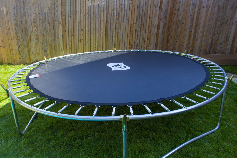 trampoline elastic