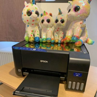 The Epson ET-2711: An ideal family printer? #AD