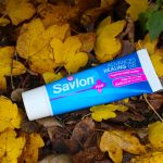 Getting outside this autumn with Savlon Advanced Healing Gel #ad