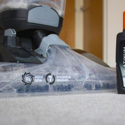 Used and reviewed: Vax Platinum Power Max carpet cleaner #ad