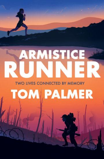 Armistice Runner, Tom Palmer, Ruth Rendell Award winner, Ruth Rendell Award, children's author, author, National Literacy Trust