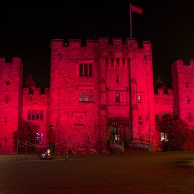 Christmas at Hever Castle #AD