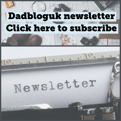 Sign up to the dadbloguk newsletter