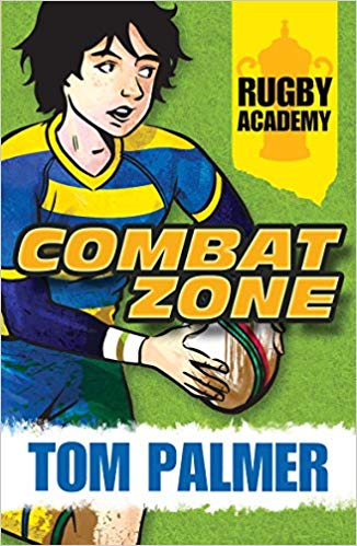 Combat Zone, Tom Palmer, Tom Palmer author, National Literacy Trust, Dad blogger