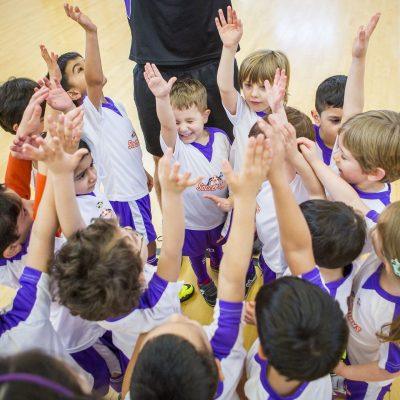 The Benefits of Introducing Sport To Young Children #AD