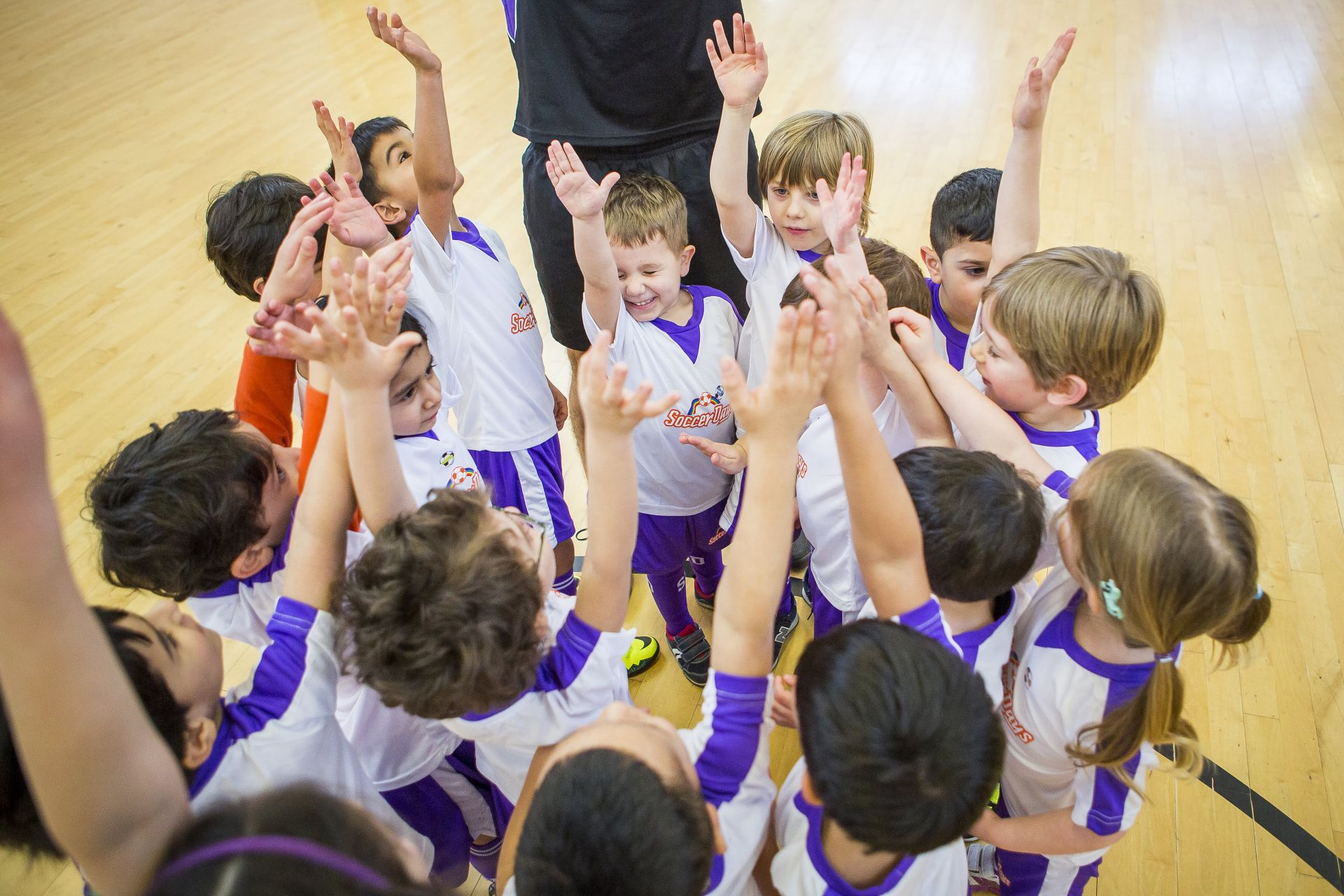 The Benefits Of Introducing Sport To Young Children Ad Dad Blog Uk