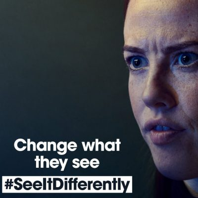 Everyone argues, but could you #SeeItDifferently? #ad