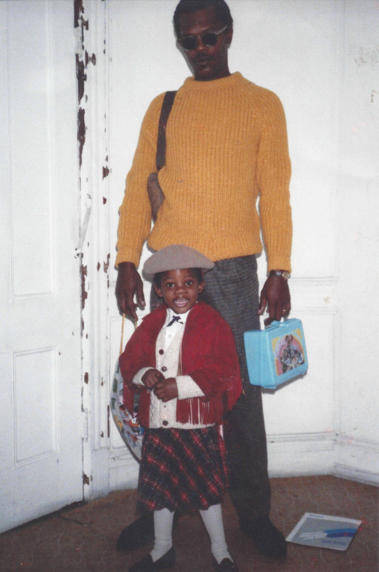 Samuel L. Jackson, Zoe Jackson, To Me He Was Just dad