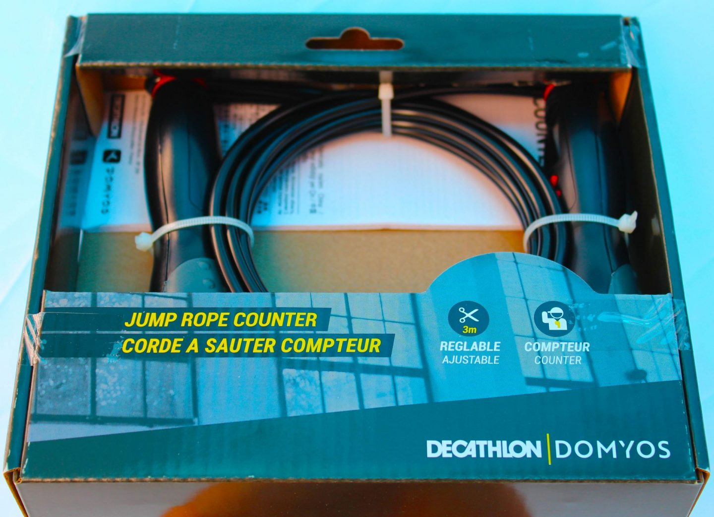 jump rope, lockdown life, health and fitness
