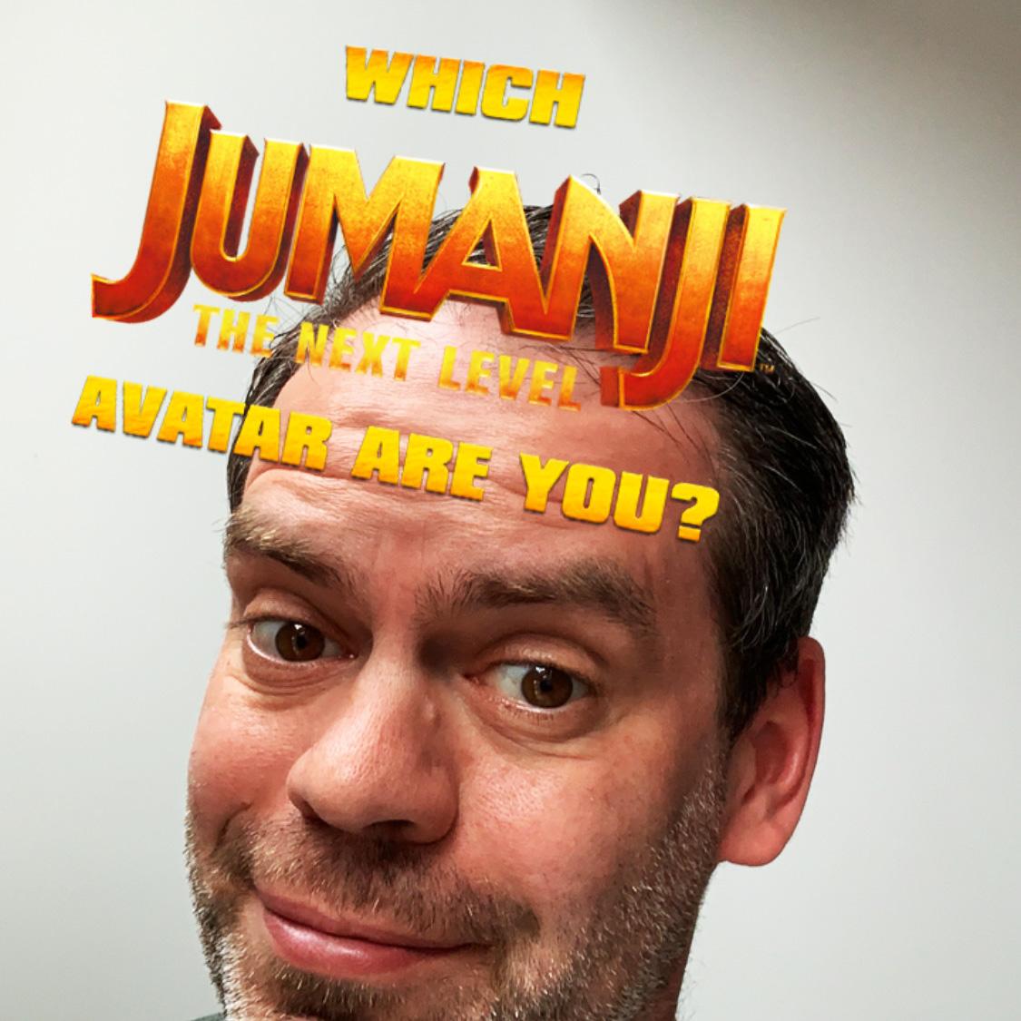 Jumanji, John Adams blogger