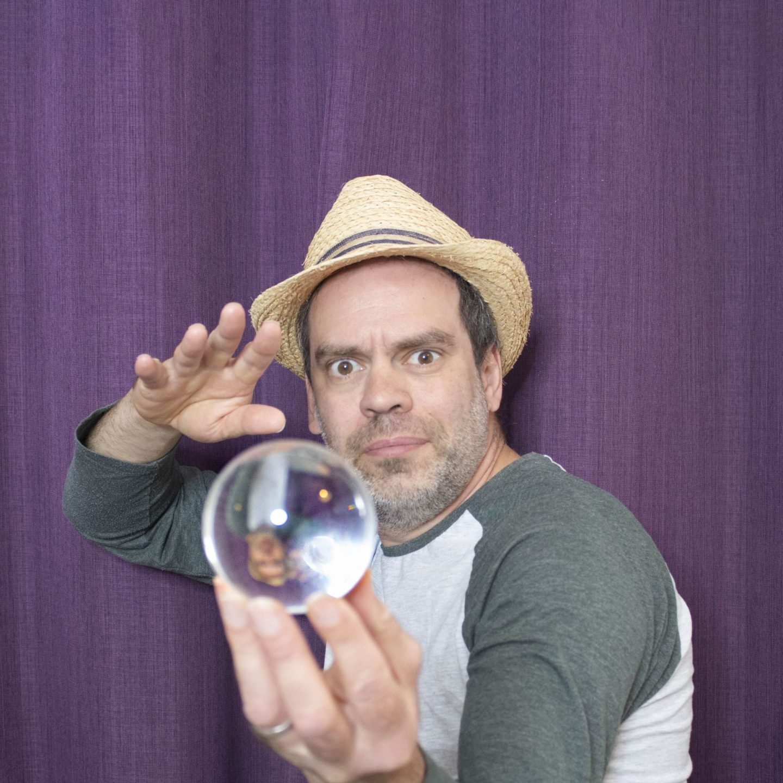 life after lockdown, crystal ball, John Adams dadbloguk, dad blogger