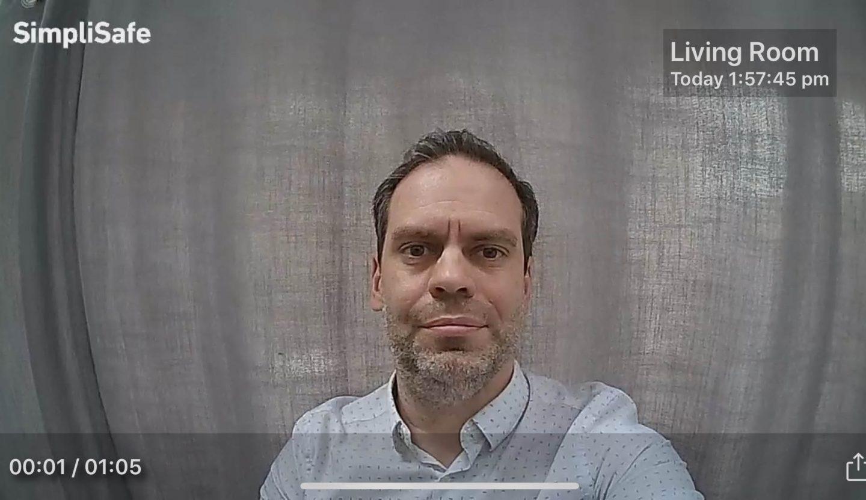 Video camera footage, security camera footage, dadbloguk, uk dad blogger