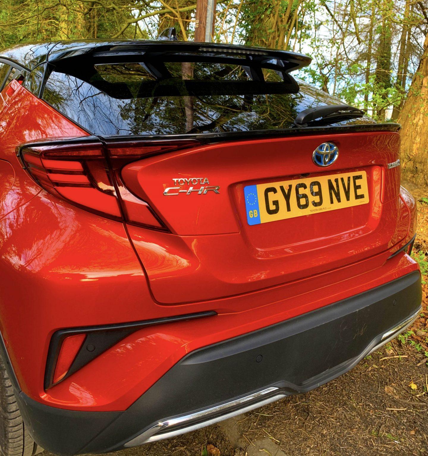 Toyota hybrid, Hybrid SUV, Toyota SUV, family car, family cars, Toyota C-HR review