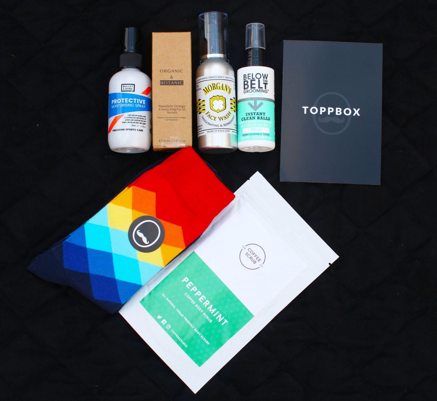 Toppbox, Toppbox review, male grooming, Topbox subscription service
