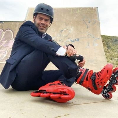 Back on eight wheels: The Microskaters Inline Skates #AD
