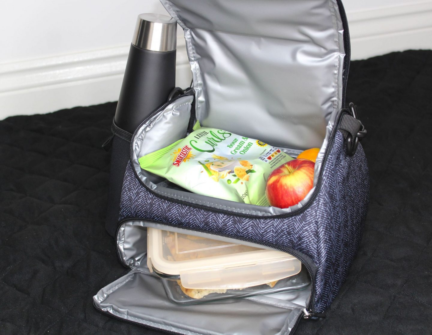 Built New York lunch bag from Kitchen Craft