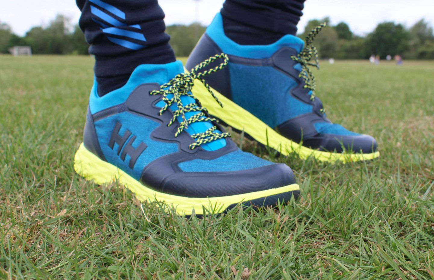 The ULLR Tailgate trainers from Helly Hansen