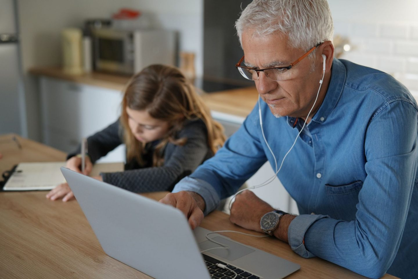 dads and homeschooling