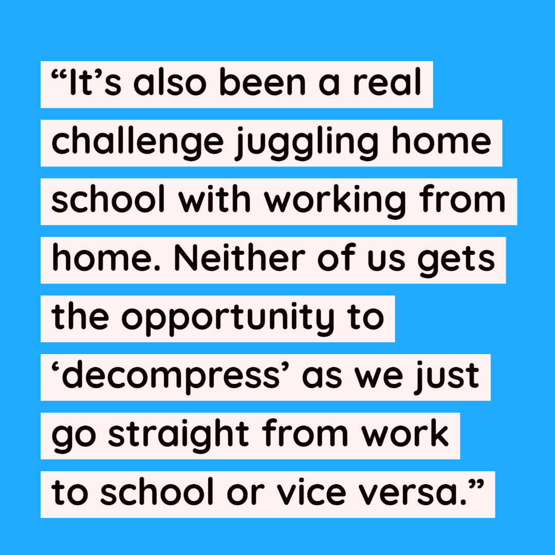 quote from a homeschooling dad