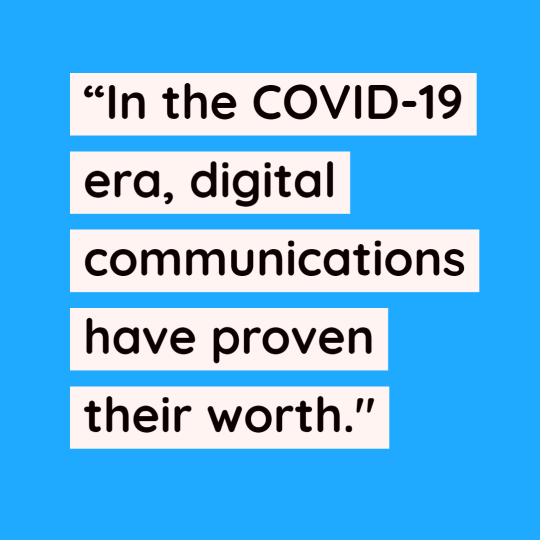 Quote about school communicatopn apps
