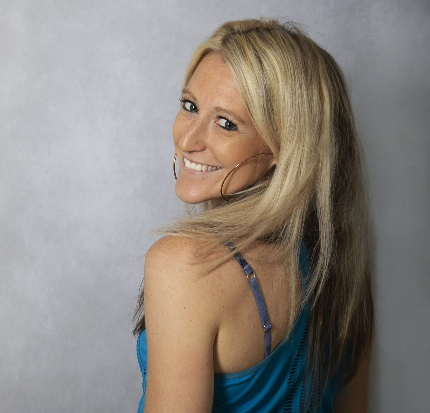 Hope Virgo, eatin disorder campaigner and author of Stand Tall Little Girl.