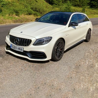 Mercedes-AMG C 63 S Estate: Re-igniting my love for Mercedes #AD