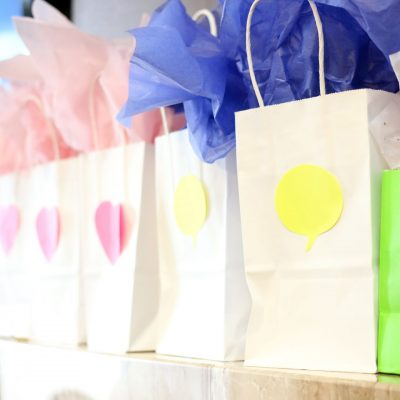 Party bags: What is the point?