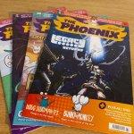Phoenix Comic Giveaway! #AD